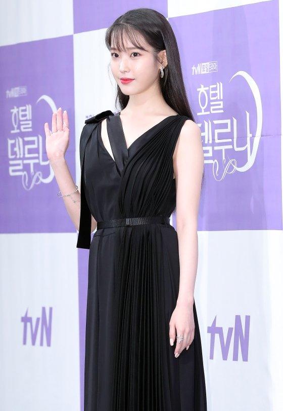 가수 겸 배우 이지은 / 사진=김창현 기자