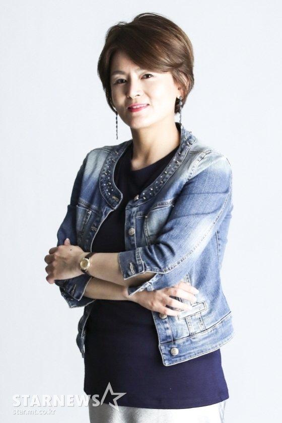 소프라노 박성희/사진=이기범 기자