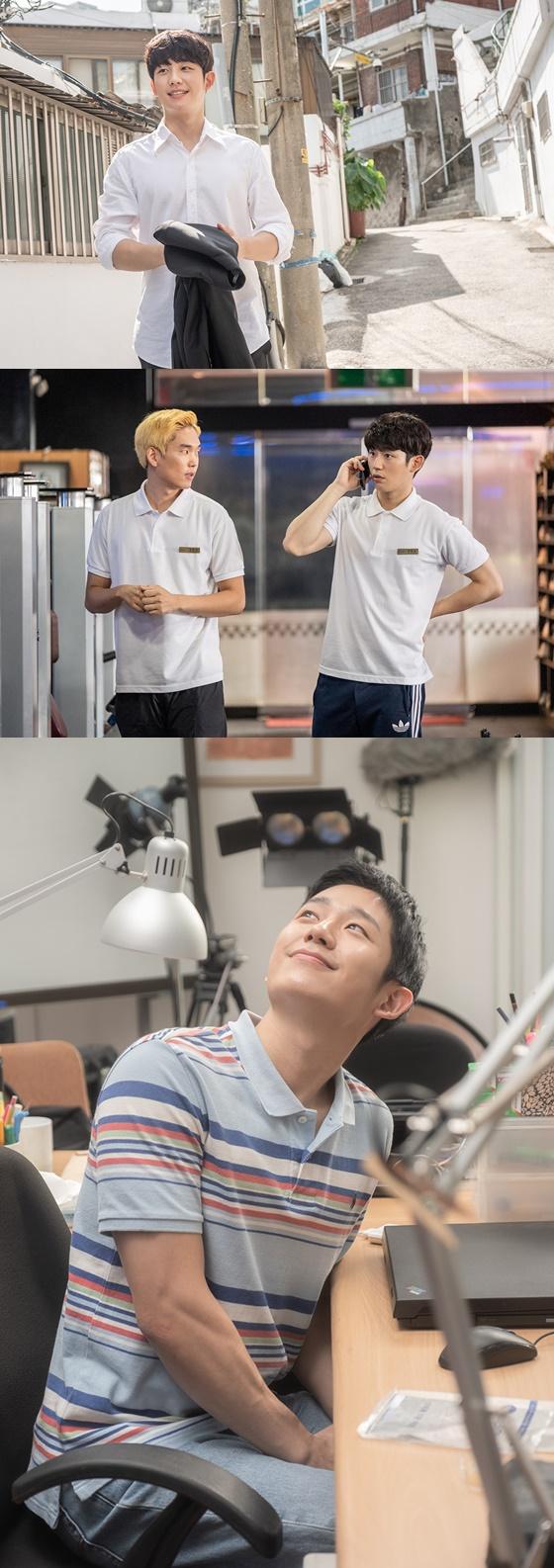/사진=영화 '유열의 음악앨범' 정해인 스틸컷