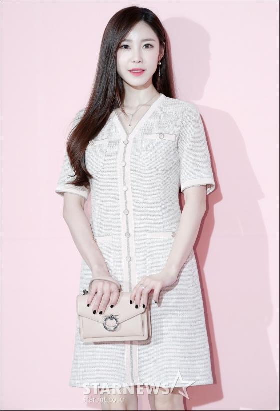 걸그룹 시크릿 멤버 출신 전효성 /사진=김창현 기자