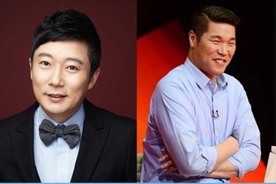 이수근(왼쪽), 서장훈./사진제공=SBS