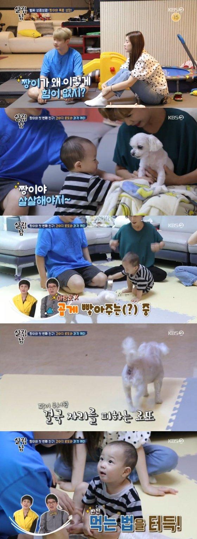 /사진=KBS 2TV 예능 프로그램 \'살림하는 남자들2\' 방송 캡쳐