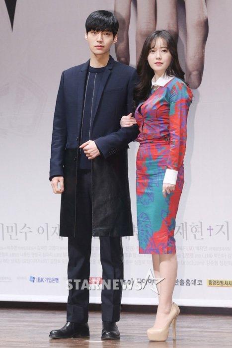 안재현(왼쪽)과 구혜선 /사진=스타뉴스