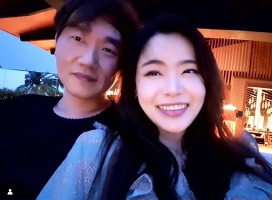 최병길 PD, 방송인 서유리 /사진=서유리 인스타그램
