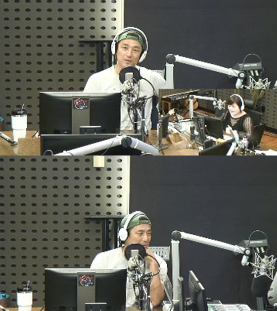 /사진=KBS CoolFM 라디오 '사랑하기 좋은 날 이금희입니다' 보이는 라디오 방송 화면 캡처
