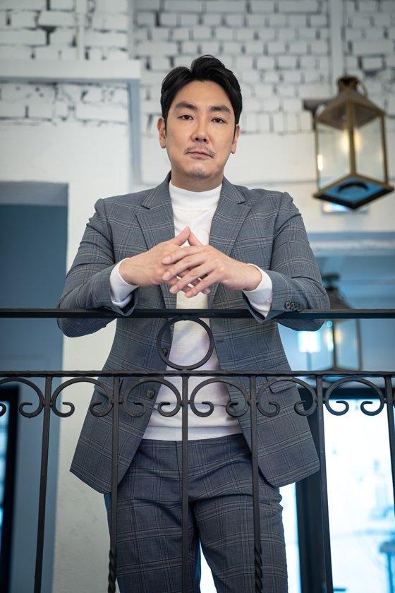 배우 조진웅 /사진제공=워너브라더스코리아