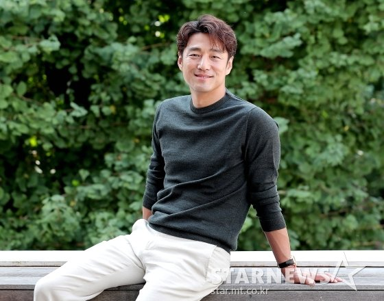 배우 지진희/사진=김창현 기자