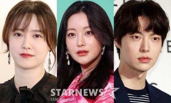 구혜선, 오연서, 안재현 / 사진=스타뉴스