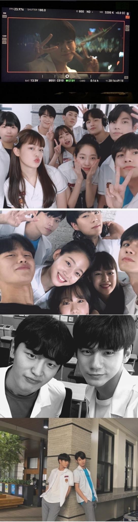 /사진=옹성우 인스타그램