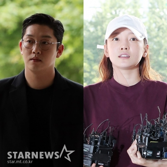 (왼쪽부터) 최종범, 구하라 /사진=스타뉴스