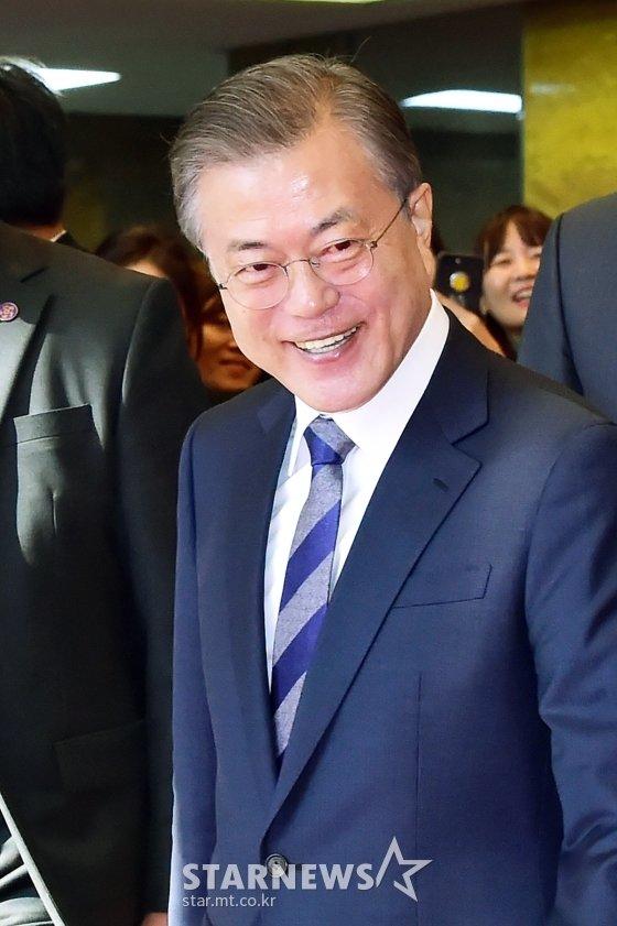 문재인 대통령 / 사진=국회사진취재단