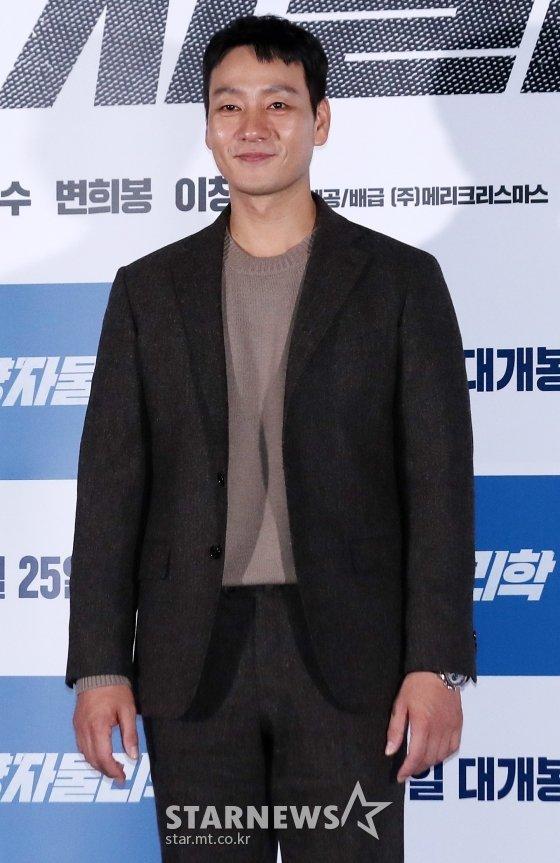배우 박해수 /사진=김휘선 기자