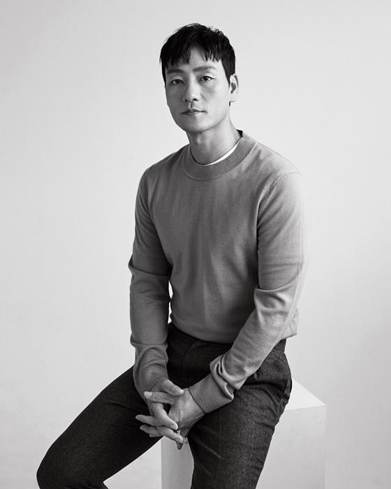 배우 박해수 /사진제공=(주)메리크리스마스