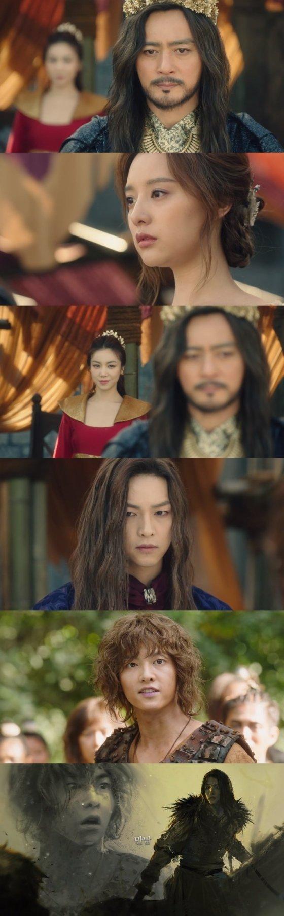 /사진=tvN \'아스달 연대기\' 방송화면 캡처