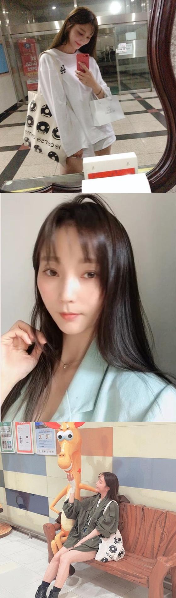 /사진=안혜경 인스타그램