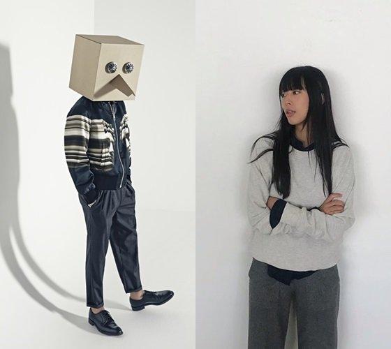프라이머리(왼쪽), 모델 남보라 /사진=아메바컬쳐 제공, 남보라 인스타그램