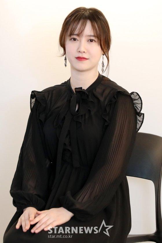 배우 구혜선 /사진=이기범 기자