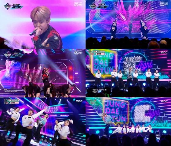 /사진=Mnet '엠카운트다운', MBC '음악중심' 방송화면