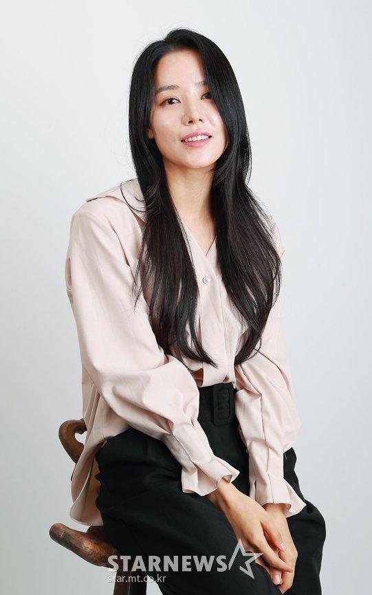 배우 안지혜 /사진=이동훈 기자