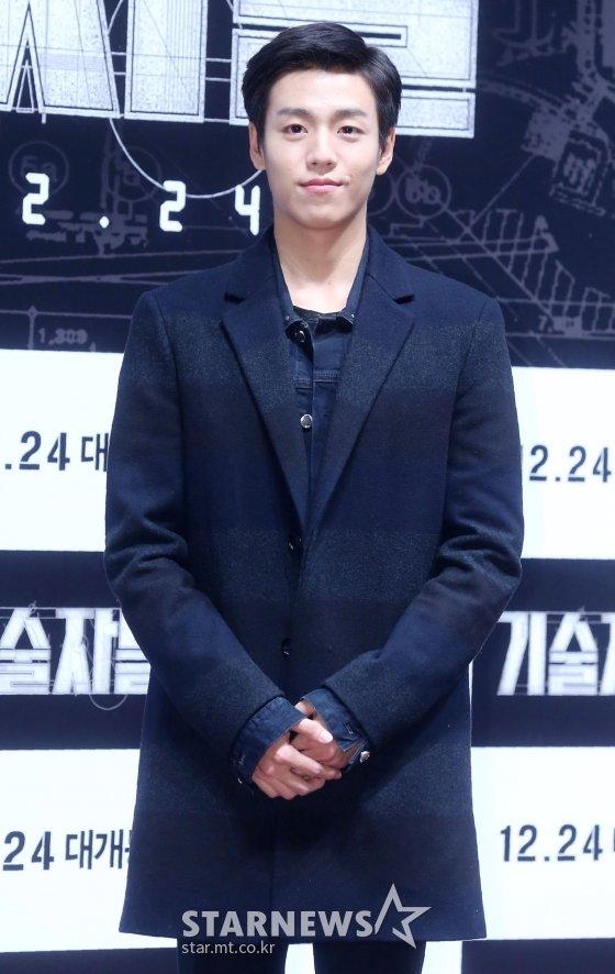 배우 이현우 / 사진=홍봉진기자 honggga@