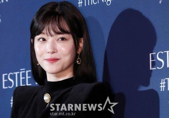 가수 겸 배우 설리/사진=김휘선 기자