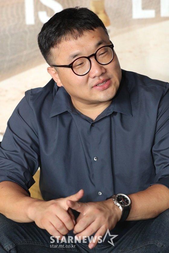 비엔비엔터테인먼트 이호석 대표 /사진=이기범 기자