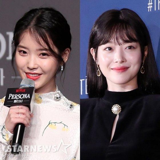 (왼쪽부터) 아이유, 설리 /사진=스타뉴스