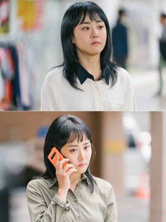 tvN 월화드라마 \'유령을 잡아라\'의 문근영/사진제공=tvN