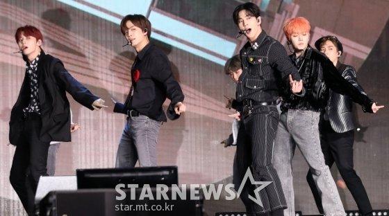 아이돌그룹 뉴이스트 /사진=김휘선 기자