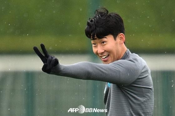 손흥민./AFPBBNews=뉴스1
