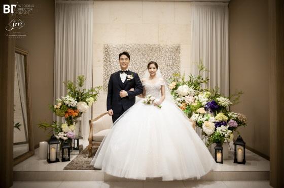 송다함 아나운서, 사격 금메달리스트 이대명과 결혼