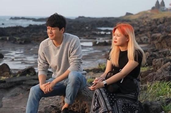 김승현과 그의 딸 수빈 양./사진제공=KBS