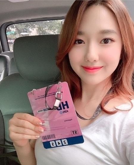 이혜성 아나운서 / 사진=본인 인스타그램