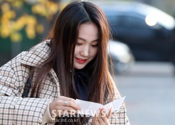 [★화보]수윤-수민 '2020수험생 모두 파이팅!'