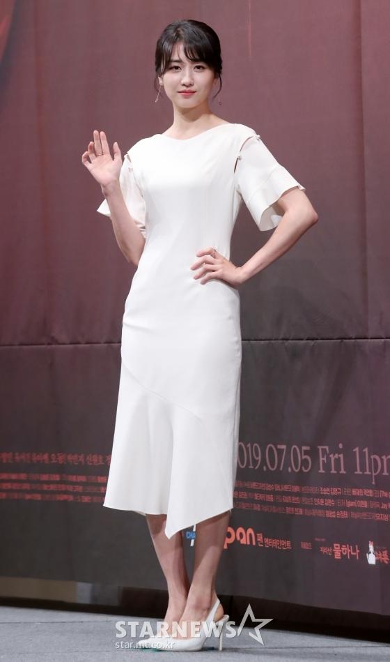 배우 박하선 /사진=김휘선 기자