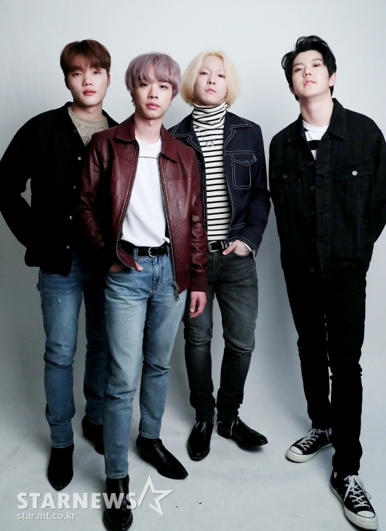 밴드 사우스클럽 /사진=김창현 기자
