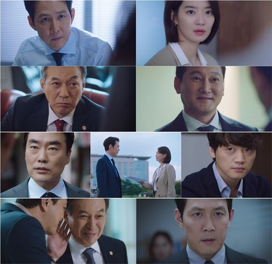/사진제공= JTBC 월화드라마 '보좌관: 세상을 움직이는 사람들 시즌2'