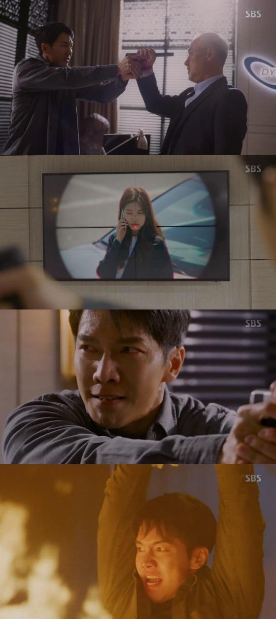 /사진=SBS 금토드라마 '배가본드' 방송화면 캡쳐
