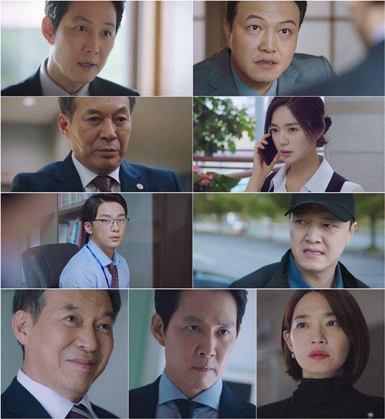 /사진=JTBC \'보좌관: 세상을 움직이는 사람들 시즌2\' 방송화면 캡처