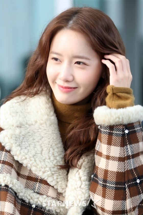 [★화보]윤아 '눈부신 미소'
