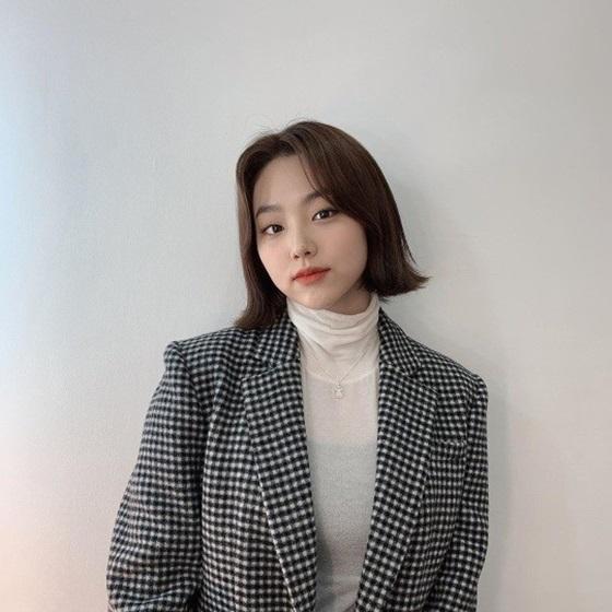 /사진=그룹 구구단 미나 SNS.