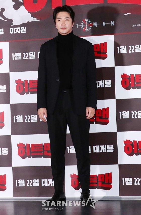 배우 권상우 /사진=김휘선 기자
