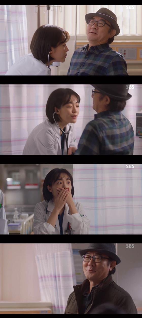 /사진= SBS 새 월화드라마 '낭만닥터 김사부 2' 방송화면 캡쳐.