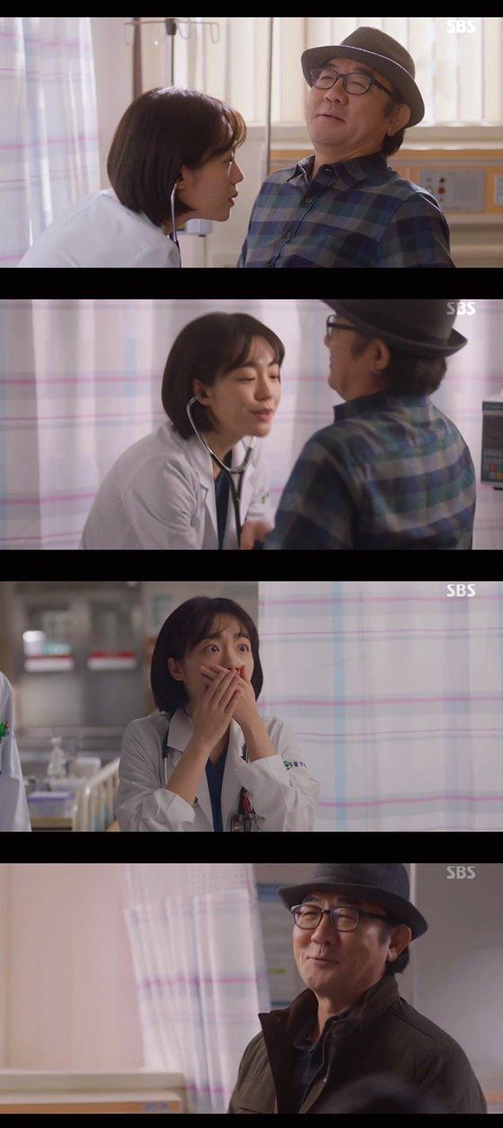 /사진= SBS 새 월화드라마 '낭만닥터 김사부 2\' 방송화면 캡쳐.