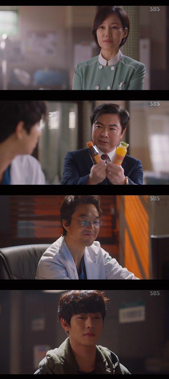 /사진= SBS 월화드라마 '낭만닥터 김사부 2\' 방송화면 캡쳐.