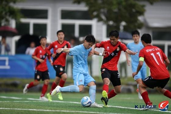 주니어 리그. /사진=한국프로축구연맹