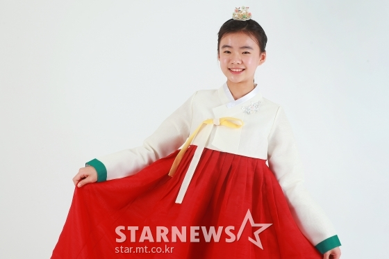 아역 배우 김시아 / 사진=이동훈 기자