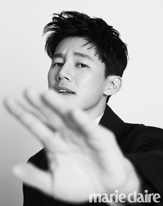 배우 김무열 /사진제공=마리끌레르