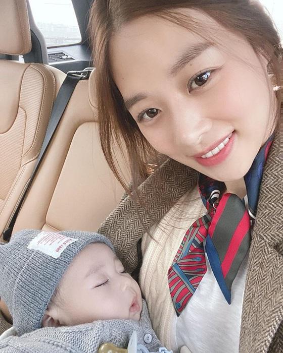 /사진=장신영 인스타그램