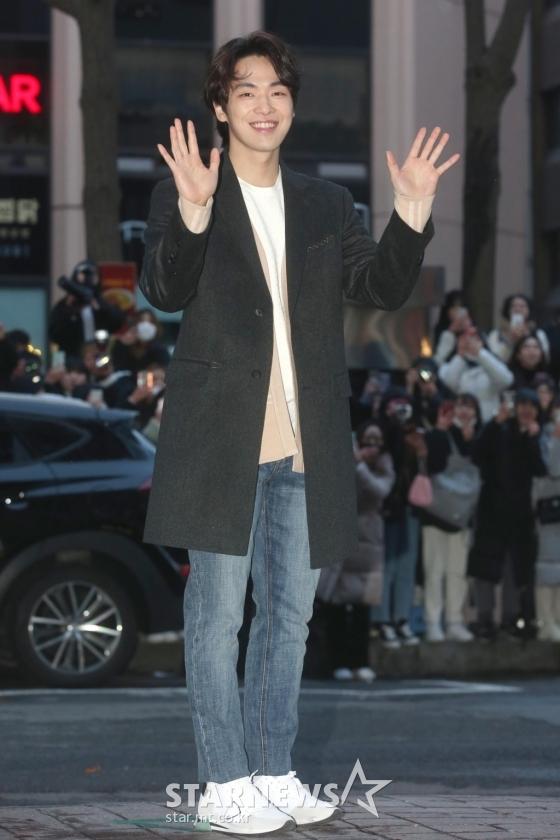 배우 김정현 /사진=강민석 인턴기자